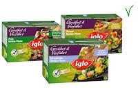 Angebot für iglo Gemüse-Pfannen im Supermarkt Billa AT