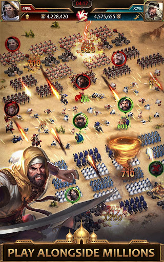 Conquerors: Clash of Crowns 1.4.2 screenshots 2
