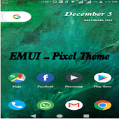 Pixel Launcher and UI for EMUI