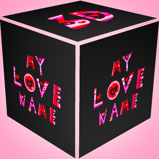 App Insights: 3D My Name Love Live Wallpaper | Apptopia