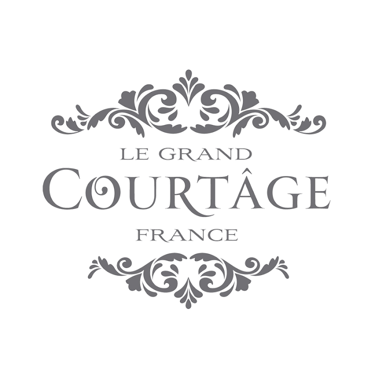 Logo for Le Grand Courtage