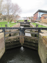 Photo: Locks on the canal