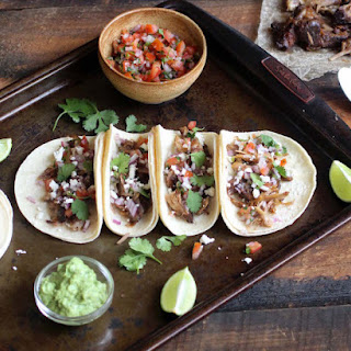 Pork Carnita Tacos Recipe