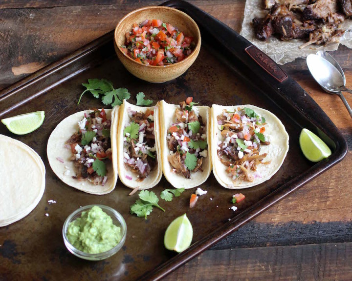 Pork Carnita Tacos