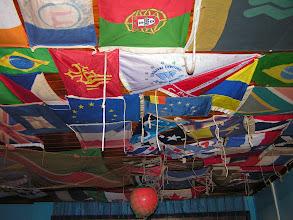 Photo: Где-то тут есть и наш флаг