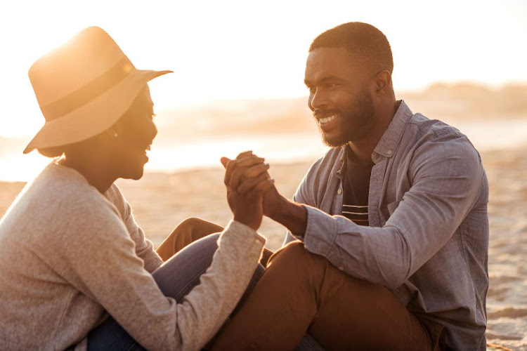 Asexual people can enjoy physical intimacy in the form of holding hands or cuddling.