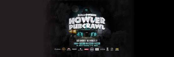 Halloween Howler Route 2 - Crash Lobby Bar to Pint Downtown