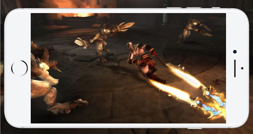 Kratos War: Chains Of Olympus for PC