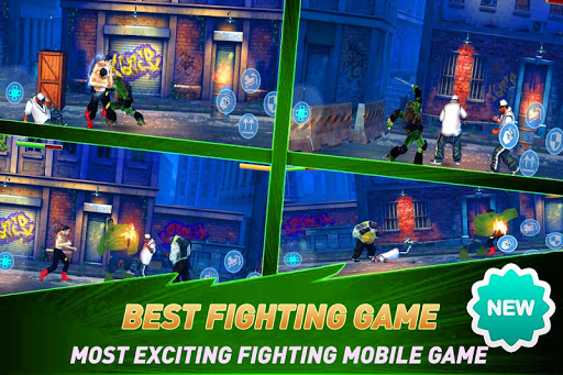 Ninja Turtles Fighters 1.0 screenshots 4