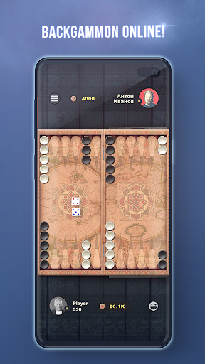 Backgammon online and offline - King of Dice 0.4.7 de.gamequotes.net 2