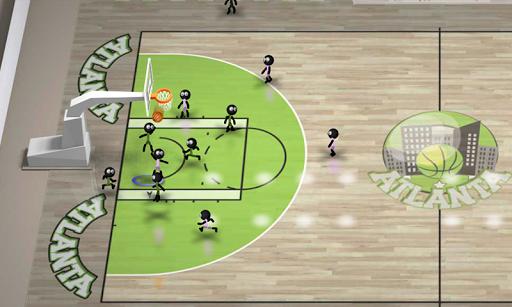 Stickman Basketball screenshot 7