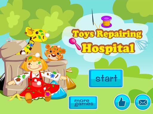 Kids toys repairing hospital 1.0 10