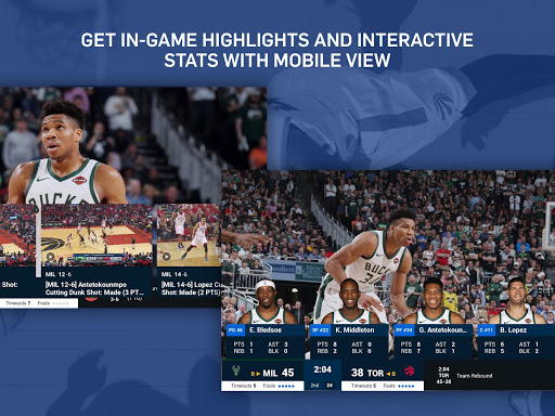 NBA: Live Games & Scores 10.0313 screenshots 10