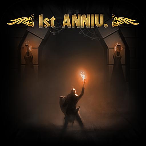 Dungeon Survivor II: Dark Tide (1st Anniversary)