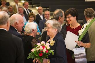 Photo: Helmi Tarkin sukulaiset onnittelevat.