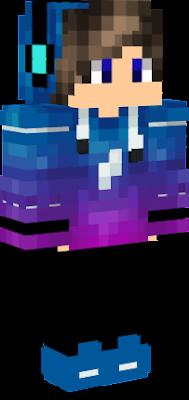 Galaxy Boy Nova Skin