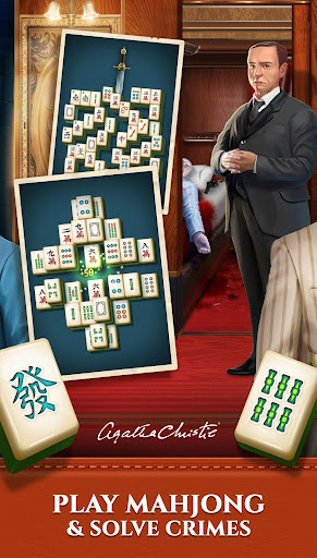 Mahjong Crimes - Mahjong & Mystery apktram screenshots 2
