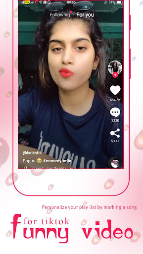 Funny Videos for Musically : Musically Funny Video screenshot 4
