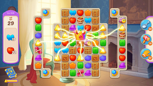 Castle Story: Puzzle & Choice filehippodl screenshot 8