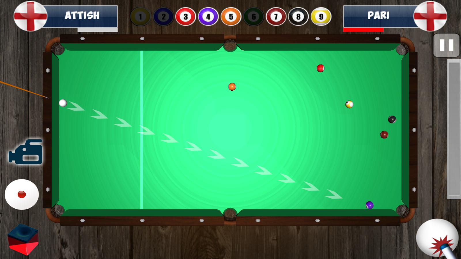 9 Ball Pool 3D Apl Android Di Google Play
