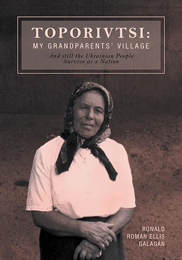 TOPORIVTSI: My Grandparents' Village cover