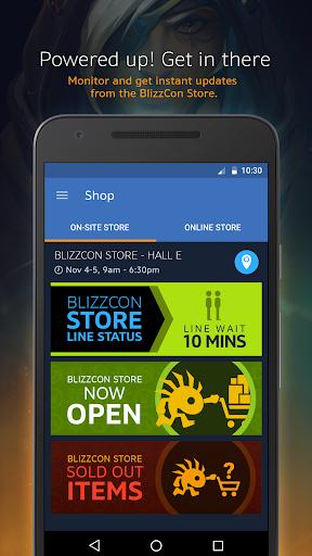 BlizzCon Guide screenshot 4