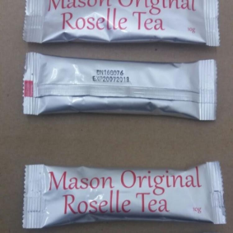 Mason Original Roselle Tea ( 100g )