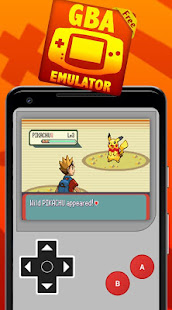Gold GBA Emulator For Android (Play HD GBA Roms) APK