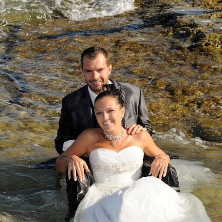 Wedding photographer Gerome Alezard (artim). Photo of 15.04.2015