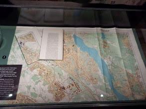 Photo: Sovjetisk krigskarta över Stockholm