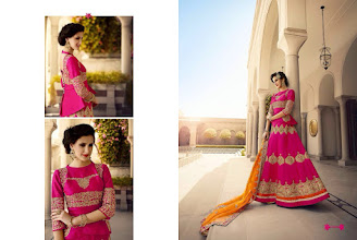 Photo: CODE: 13008 LEHENGA . Price : USD 119