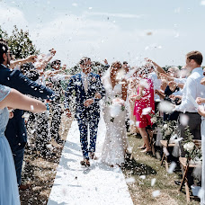 Svatební fotograf Andrey Voks (andyvox). Fotografie z 02.10.2017