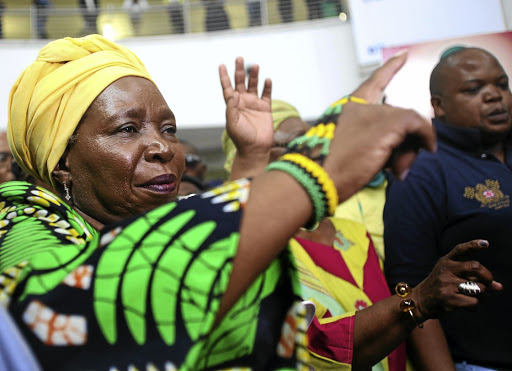 Parliament angry at Nkosazana Dlamini-Zuma no-show - Business Day