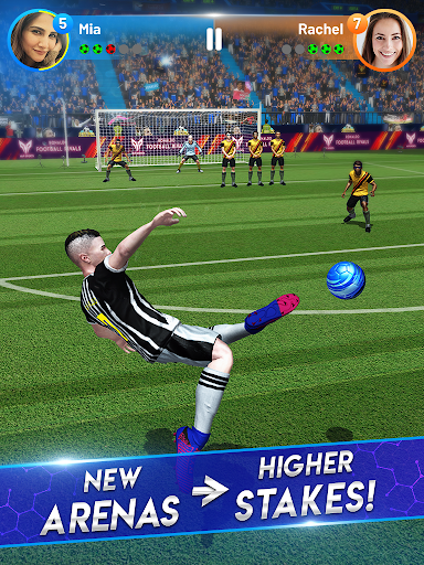 Ronaldo: Soccer Clash - screenshot
