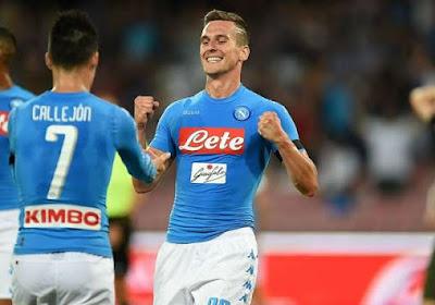 Napoli s'offre la Sampdoria (VIDEO)