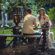 Wedding photographer Vladimir Vasilev (VVasiliev). Photo of 18.04.2016