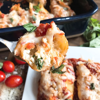 Stuffed Shells With Chicken Recipes.