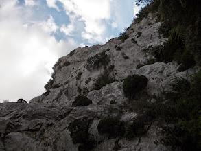 Photo: retour au Col de Laben