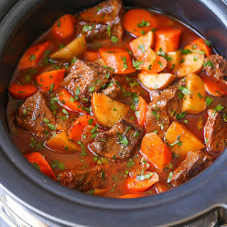 Beef Stew Meat Slow Cooker Recipes.