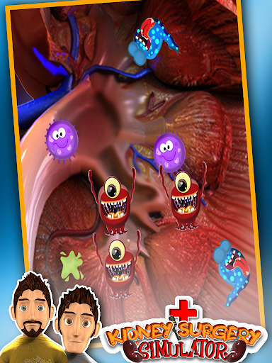 免費下載模擬APP|Kidney Surgery Simulator 3D app開箱文|APP開箱王