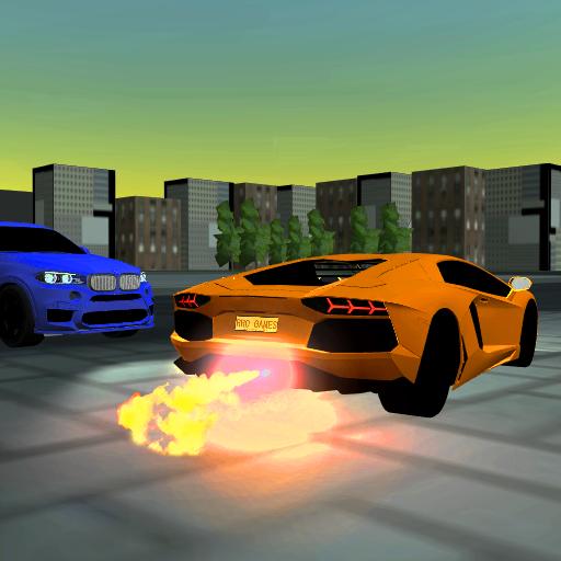 RRO Drive 3D