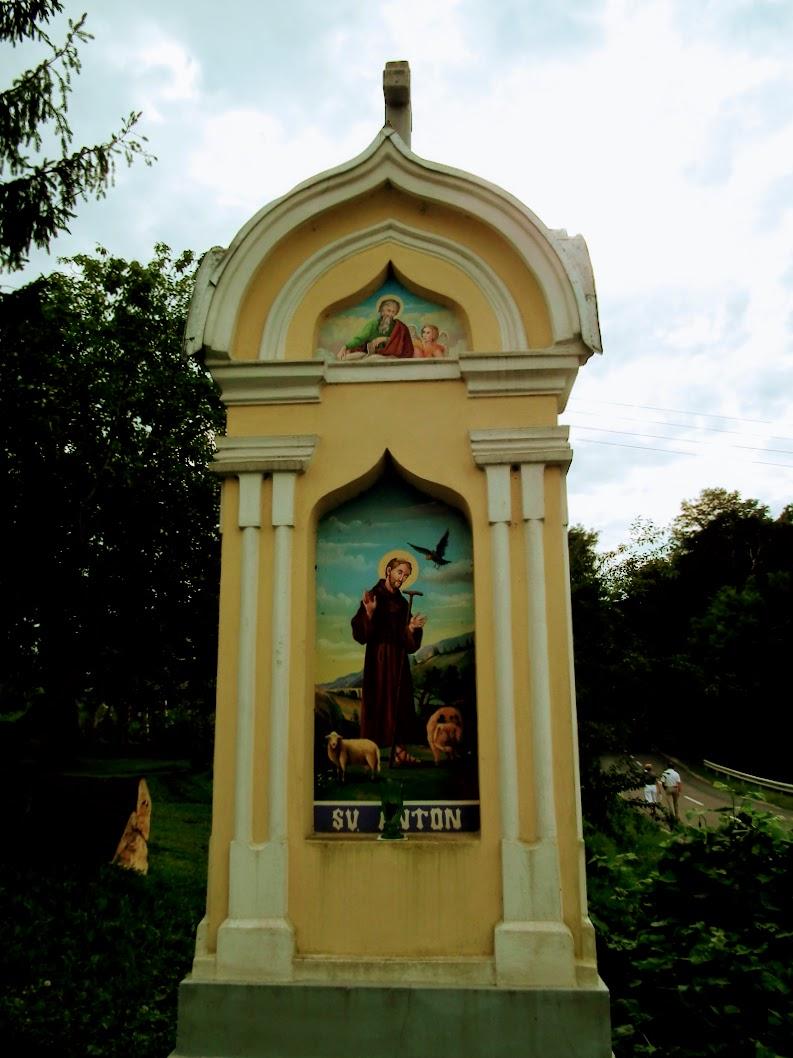 Paričjak - Znamenje (képoszlop)