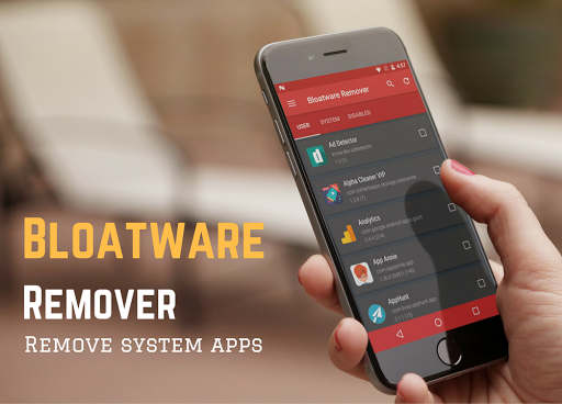 Bloatware Remover FREE [Root] download 1