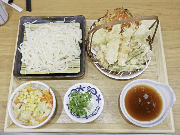 天丼台北,HOYII北車店,日本第一天婦羅丼飯專賣店(菜單)