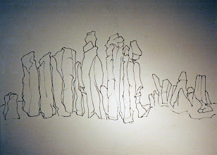 Photo: Tors: line drawing