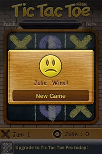 Tic Tac Toe Free Screenshot