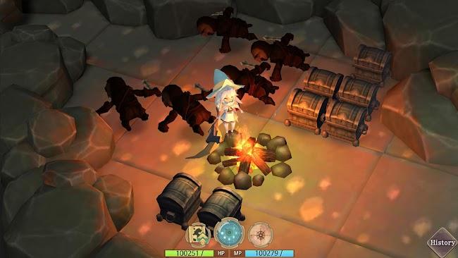 WitchSpring2 mod apk