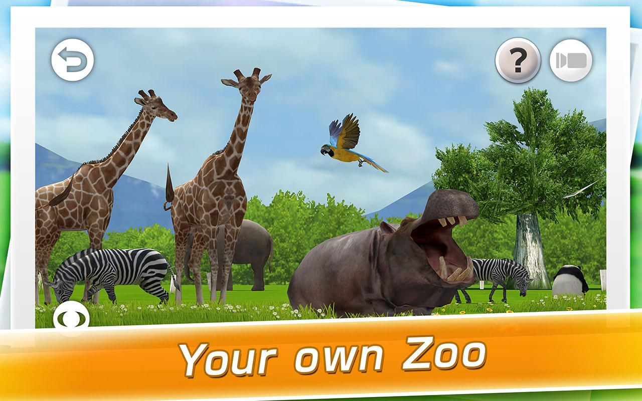 REAL ANIMALS HD (Full)- screenshot