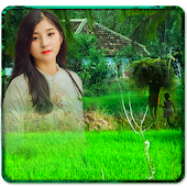 Village Frames Photo Editor