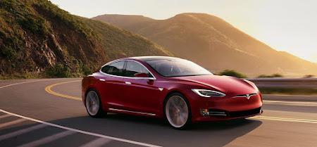 EV's - Tesla Model S [86.100€] [WLTP 520-632km NEDC]
